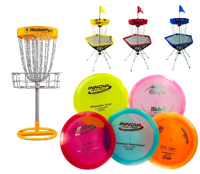 Disk golf oprema